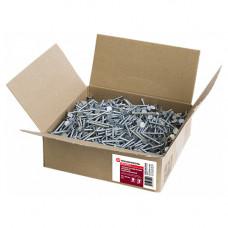 Гвозди ершеные кровельные оцинкованные Шинглас 3.5х30 мм 5 кг
