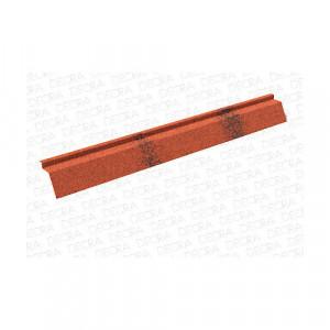 Карнизная планка AeroDek 1.25 м Античный красный
