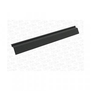 Карнизная планка AeroDek 1.25 м Черный бриллиант
