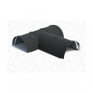 Конек T-образный AeroDek Черный бриллиант