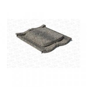 Вентилятор кровельный AeroDek Традиция Античный серый