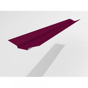 Ендова верхняя Интерпрофиль 2.0м 85х80х85мм (0.45) PE RAL 3005