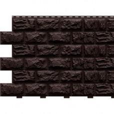 Фасадная панель Доломит Альпийский цоколь 2000х220 мм Корица