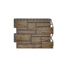 Фасадная панель FineBer Дачный Бут 795х595 мм Песочный