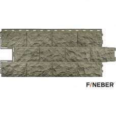 Фасадная панель FineBer Дачный Доломит 1080х452 мм Бежевый