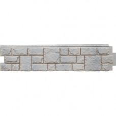 Фасадная панель Grand Line Я-Фасад Екатерининский камень 1407х327 мм Железо