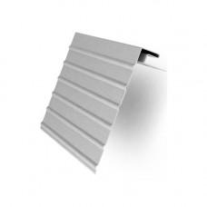 J-фаска (ветровая доска) Grand Line Винил Классика 3.0 м Белый
