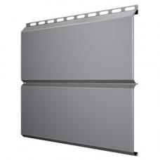 Сайдинг металлический ЭкоБрус Grand Line PE 0.45 мм RAL 7004