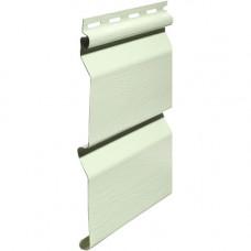 Сайдинг виниловый FineBer Стандарт 3.66 м Лайм