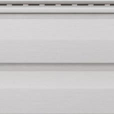 Сайдинг виниловый VOX Standart 3.85 м Светло-серый