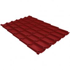 Металлочерепица Grand Line Classic Drap Красный