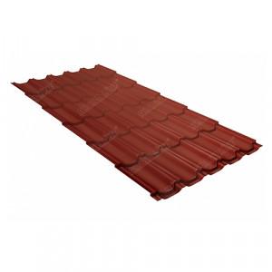 Металлочерепица Grand Line Kvinta Plus (0.45) Pe Светло-коричневый