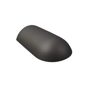 Начальная хребтовая черепица Braas Эво 410 мм Черный