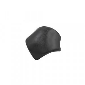 Вальмовая черепица с зажимами (3 шт) Braas Тевива Черный