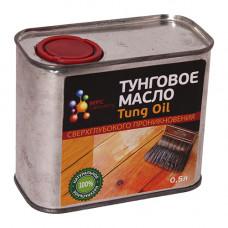 Масло 100% тунговое WPC-Deck 0.5 литра