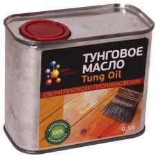 Масло 100% тунговое WPC-Deck 2.0 литра