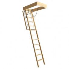 Чердачная лестница Docke Lux 300 см 70х120 см