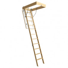Чердачная лестница Docke Premium 300 см 70х120 см