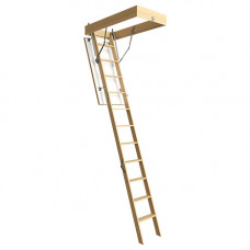 Чердачная лестница Docke Standard 300 см 60х120 см