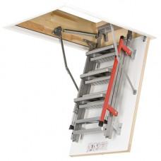 Складная лестница металлическая Fakro LML Lux 280 см 60х120 см