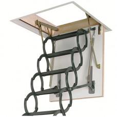 Чердачная лестница термоизоляционная Fakro LST 280 см 50х80 см