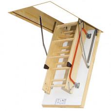 Чердачная лестница супер энергосберегающая Fakro LWT 280 см 60х120 см