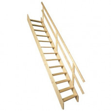 Стационарная лестница Fakro MSU Дачница 290 см