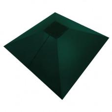Колпак под фонарь Grand Line 390х390 Zn 0.45 мм