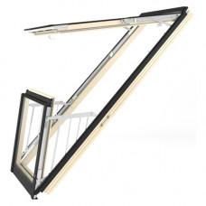 Окно-балкон Fakro FGH-V P2 Galeria 78х255 см