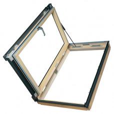 Мансардное окно Fakro FWP U3 распашное 55х98 см