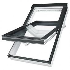 Мансардное окно Fakro PTP-V U4 из ПВХ 55х78 см