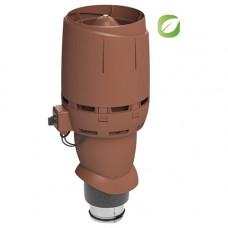 Вентилятор Vilpe FLOW ECO125P/500 Кирпичный