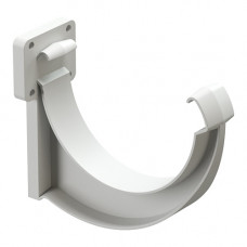 Кронштейн желоба ПВХ Docke Lux 141/100мм Пломбир