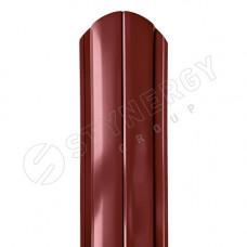 Штакетник Stynergy полиэстер 0.45 мм R-образный фигурный