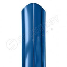 Штакетник Stynergy полиэстер 0.4 мм R-образный фигурный